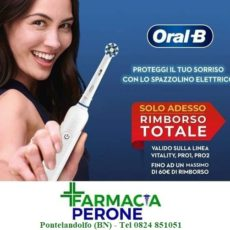 PROMO ORALB – spazzolini Gratis